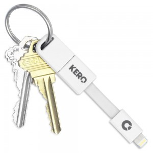 Nomad Cable - 3 Apple Mfi Certified Lightning Cable for your Key Ring