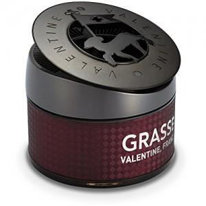 Premium Car Air Freshener [Bulgarian Rose] Bullsone Grasse Valentine - Natural Essential French Oil Scents!