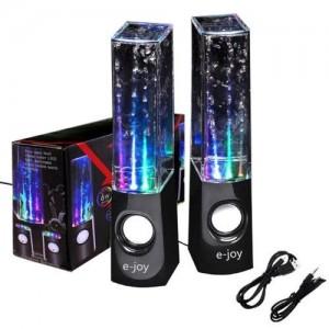 e-joy Dancing Water Speaker, Dancing Water Speakers