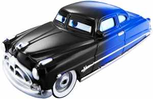 DisneyPixar Cars, Color Changer, Doc Hudson [Blue to Black] Vehicle