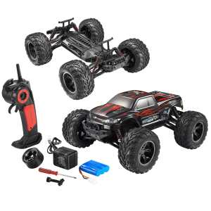Hosim 33+MPH 112 Scale Electric RC Car 2.4Ghz 2WD High Speed Remote Controlled Car