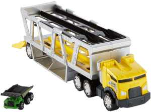 Matchbox Construction Transporter Vehicle