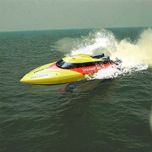 Toy Cubby 2.4Ghz Remote Control Electric RC Racing Toy Speed Boat