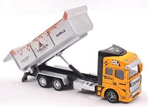 Vidatoy 148 Diecast Transport Truck Construction Toy Vehicle For Kids