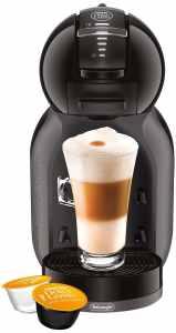 DeLonghi America EDG305BG EX1 Nescafe Dolce Gusto Mini Me Espresso and Cappuccino Machine