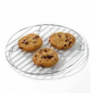 Jacob Bromwell Sutler's Mill Cooling Rack (Chrome, 10-Inch)