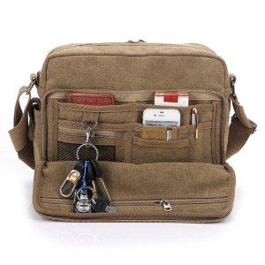 Top 10 Best shoulder messenger bag for laptop In 2015 reviews