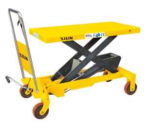 Xilin SP800 Hydraulic Scissor Lift Table-1760LBS Capacity-40 Max.Lift Height