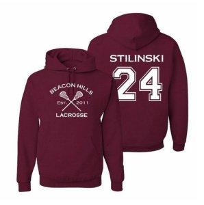 Adult Stilinski 24 Lacrosse Hoodie