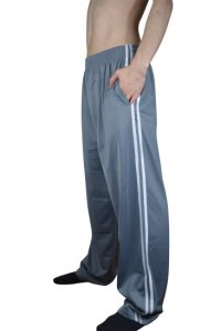 AllPro Men's AP Reflex Warm-Up Pants Track Pants Open Bottom