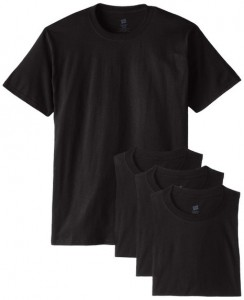 Hanes Men's ComfortSoft T-Shirt (Pack of 4)