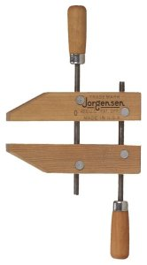 Jorgensen 30 Adjustable Handscrew with 6-Inch Jaw length and Maxiimum Opening of 3-Inchs