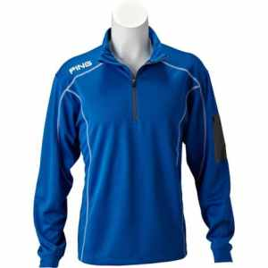 PING Men's Ranger Long Sleeve Pullover Jacket
