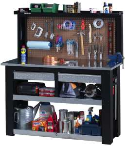 Stack-On WBG-54BB 54-Inch Professional Steel Workbench