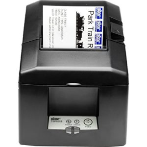 Star Micronics TSP654II Direct Thermal Printer - Monochrome - Wall Mount - Receipt Print