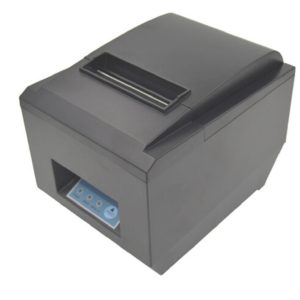 Symcode MJ-8250 POS Thermal Receipt Printer - USB, Ethernet  LAN, & Serial Port - Auto Cutter - Cash Drawer Port - Paper Width 3 18 (80mm) - Works on Windows XPVista788.110 Uses