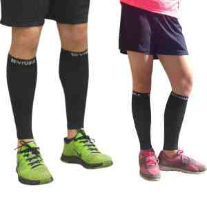 Calf Compression Sleeve - BeVisible Sports Men and Women's Leg Compression Sleeves