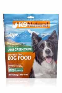 K9 Natural Freeze Dried Pet Food, 0.44-Pound, Lamb Tripe