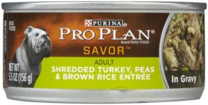 Purina Pro Plan Savor Adult Shredded Turkey