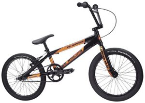 Se PK Ripper Elite BMX Bike Black 20in20.5 Top Tube Mens - '14