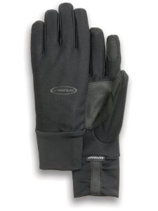Seirus Innovation 1431 Hyperlite All Weather Polartec Cold Weather Winter Glove,Black,Large