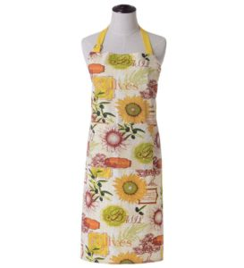 VAPSINT® Women Bib Kitchen Apron, with Pockets
