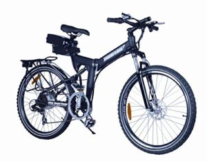 X-Treme Scooter X-Cursion Electric Folding Mountain Bike, eBIke