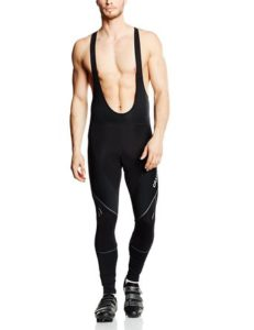 Craft Puncheur Thermal Bib Long Cycling Tights - AW15