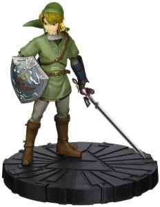 Dark Horse Deluxe Legend of Zelda Twilight Princess Link Deluxe Collector's Figure