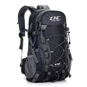 Diamond Candy Outdoor Hiking Climbing Backpack Daypacks Waterproof Mountaineering Bag 40L Unisex