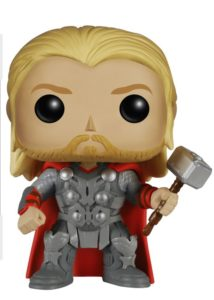 Funko Marvel Avengers 2 - Thor Bobble Head Action Figure
