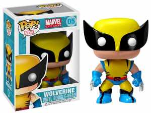 Funko POP Marvel Wolverine