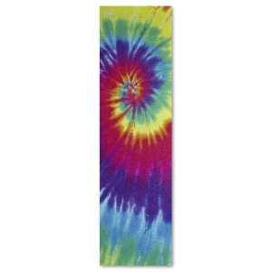 Grizzly Tye Dye Cutout Grip Tape 9x33