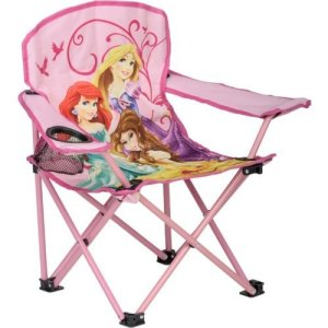 Kids' Disney Princess Folding Armchair