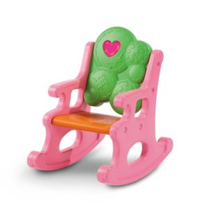 Lalaloopsy Rocking Chair - PinkGreen