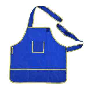 Mudder Children Art Smock Waterproof Painting Apron Artist Smock for 2 - 5 Year Olds Child, 18.9 x 17.7 Inches