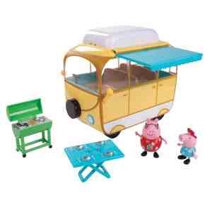 Peppa Pig Family Campervan