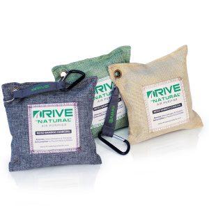 DRIVE Natural Car Air Freshener (Beige)