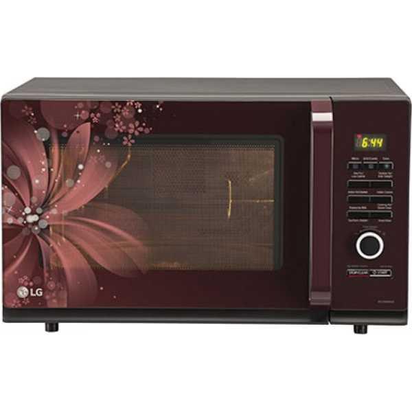 lg mc3286brum 32l convection microwave