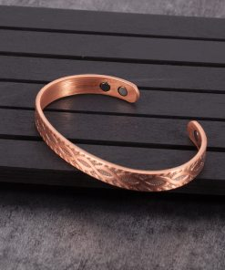 Bracelet Magnétique Cuivre Pour Homme ou Femme 3