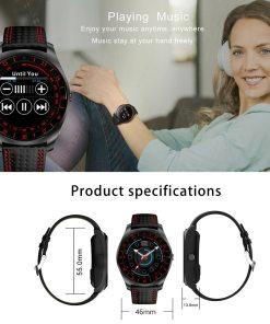 Smartwatch Beseneur Pour Homme 5