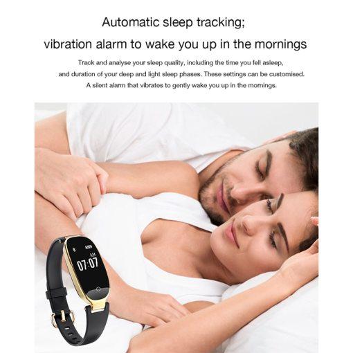 Smartwatch Élégante et Discrète 3