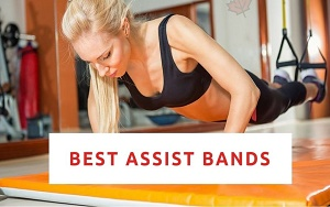 pull up assist bands