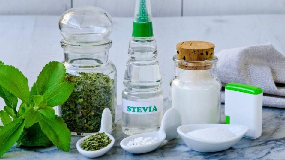 stevia şeker otu