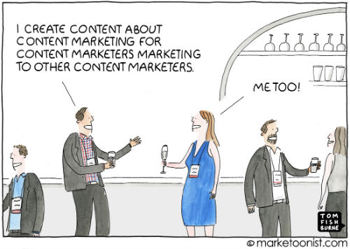 Content Marketing Tom Fishburne