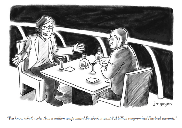 The New Yorker Daily Cartoon: Thursday, April 5th, 2018