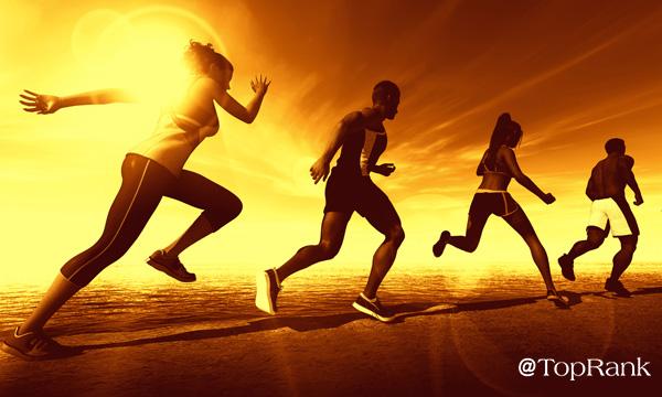 Runners image.