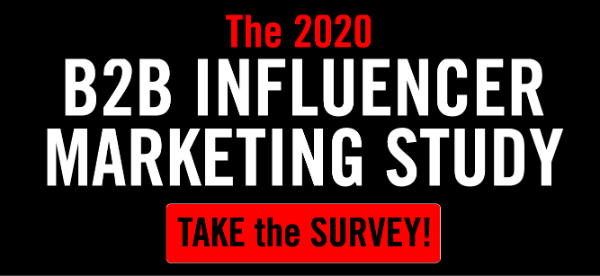State of B2B Influencer Marketing Survey