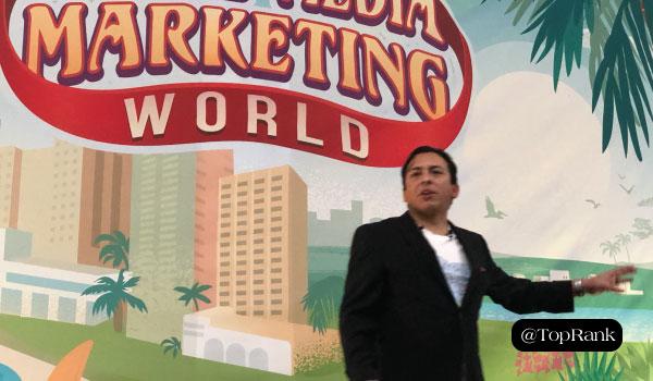 Brian Solis at Social Media Marketing World 2019