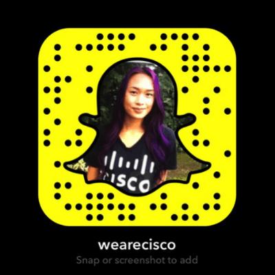 Cisco Snapchat